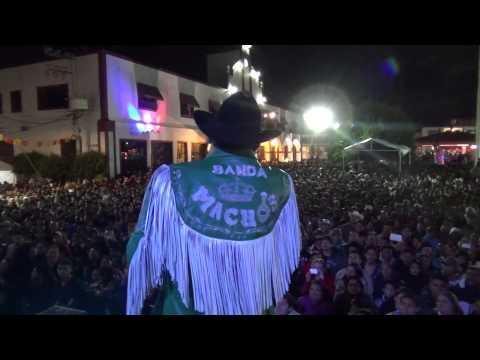 Banda Machos presenta su nuevo integrante