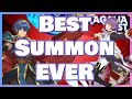 The BEST Dragalia Lost Summon Session EVER!  Fire Emblem Lost Heroes AND Beauty In Motion Summon!