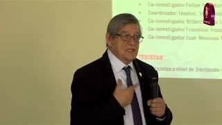 Tema: Proyectos de incorporación de investigadores CONCYTEC