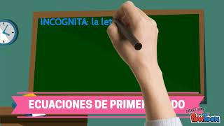 ECUACIÓN LINEAL DE LA FORMA X+A=B