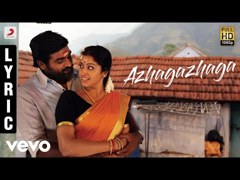 Azhagazhaga Song Lyrics From Karuppan