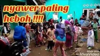 Download Video NYAWER HEBOH !!!! TRADISI ADAT SUNDA / CIANJUR MP3 3GP MP4