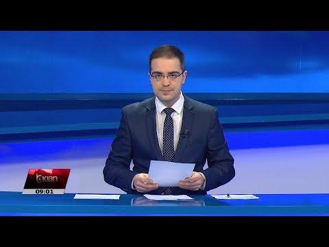 Edicioni i Lajmeve Tv Klan 19 Tetor 2018, ora 09:00