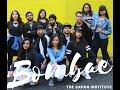 THE SAPAN INSTITUTE | BOMBAE - FUSE ODG X ZACK KNIGHT X BADSHAH | DANCE COVER