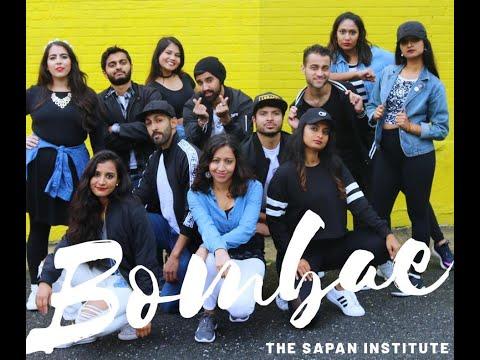 THE SAPAN INSTITUTE   BOMBAE - FUSE ODG X ZACK KNIGHT X BADSHAH   DANCE COVER