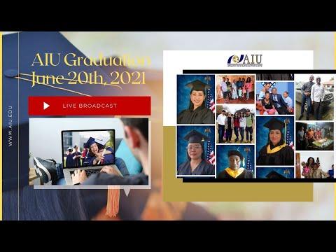 AIU Graduation Class