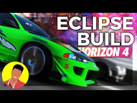 Brian's F&F Eclipse Build | Forza Horizon 4 thumbnail