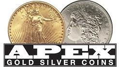 Apex Gold Silver Coin shop is Winston-Salem NC Premier Coin Dealer