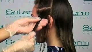Brazilský keratin v kadeřnickém studiu Hairtrend