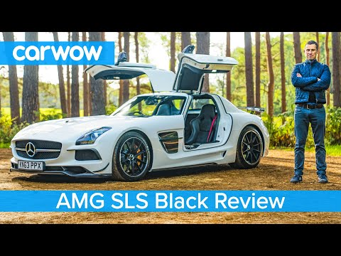Mercedes-AMG SLS Black Series review – see why they're now worth £750,000!