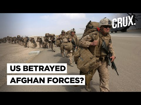 'US Forces Left Bagram Airbase at Night Without Informing Commander': Afghan Forces Feel Betrayed