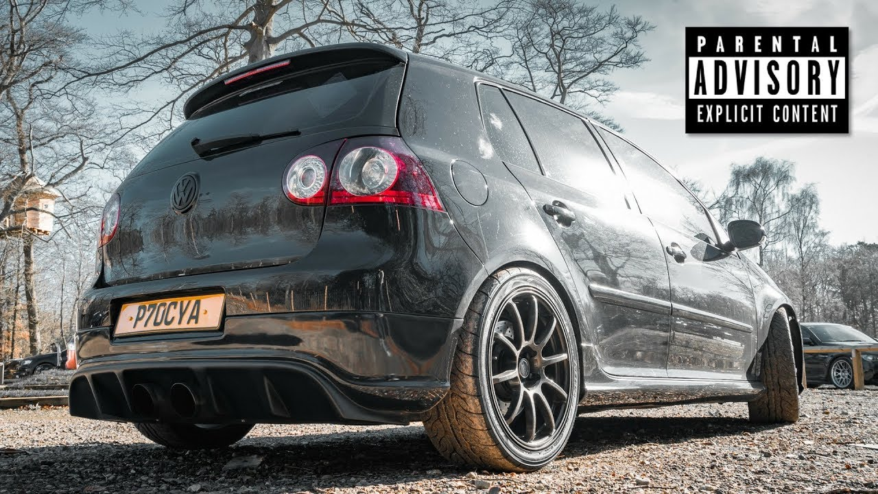 This 535 Bhp Vw Golf R32 Turbo Should Be Illegal Youtube