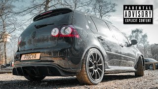 This 535 BHP (VW GOLF R32) Turbo Should be illegal
