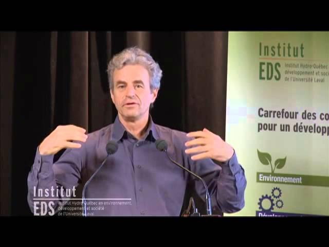 Michel Loreau - Conséquences de l'érosion de la biodiversité