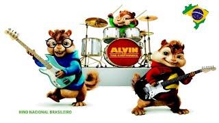Baixar Alvin e os Esquilos Cantam o Hino Nacional.