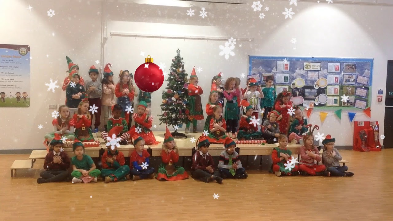 Year 2's Christmas Video