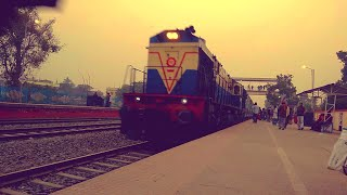 Gambar cover 55729 Eveining passenger arriving Kaliyaganj || Katihar-Radhikapur via Salmari || Railways Lifeline