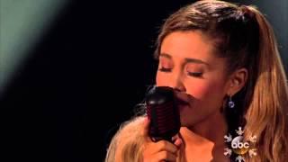 American Music Awards 2013 - Ariana Grande - The Way & Tattooed Heart