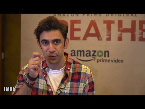 "Madhavan and Amit Sadh Reveal ""Breathe"" Trivia | IMDb Exclusive"