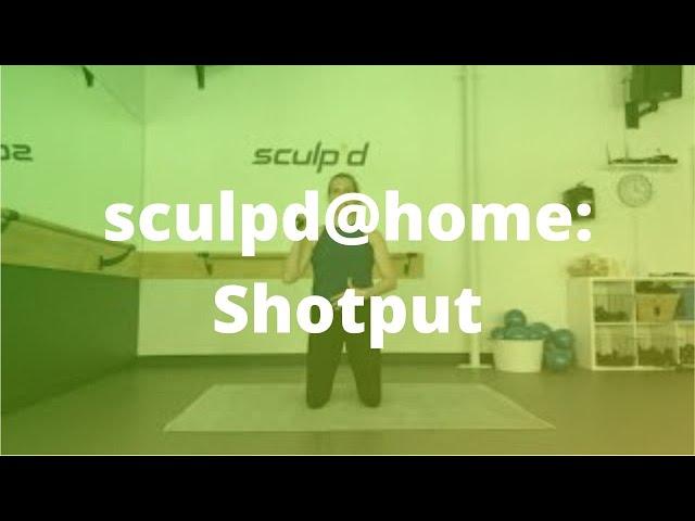 sculpd@home: Shotput