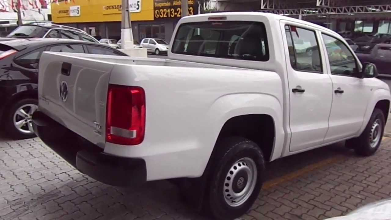 volkswagen amarok cab dupla 2 0 tdi 4x4 2013 youtube. Black Bedroom Furniture Sets. Home Design Ideas