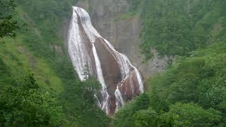 山形県 米沢市 滑川温泉 大滝川 滑川の大滝