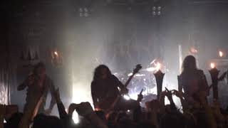"Watain -  ""Puzzles Of Flesh"", (Live in St.Petersburg, Opera, 20/04/2019)"