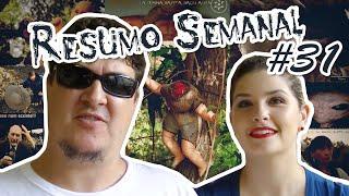 vuclip Resumo Semanal #31 (Ilha das Bonecas, Giovanna Podda, Padre Quevedo, Ufo Canadá etc)