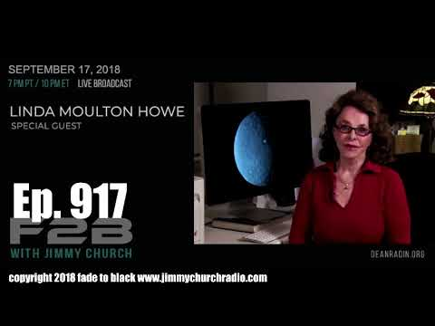 Ep. 917 FADE to BLACK Jimmy Church w/ Linda Moulton Howe : FBI Closes Solar Observatory : LIVE