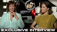 d80e6a0a351 Rose Byrne and Miranda Hart Interview - Spy (HD) 2015 - Duration  3  minutes