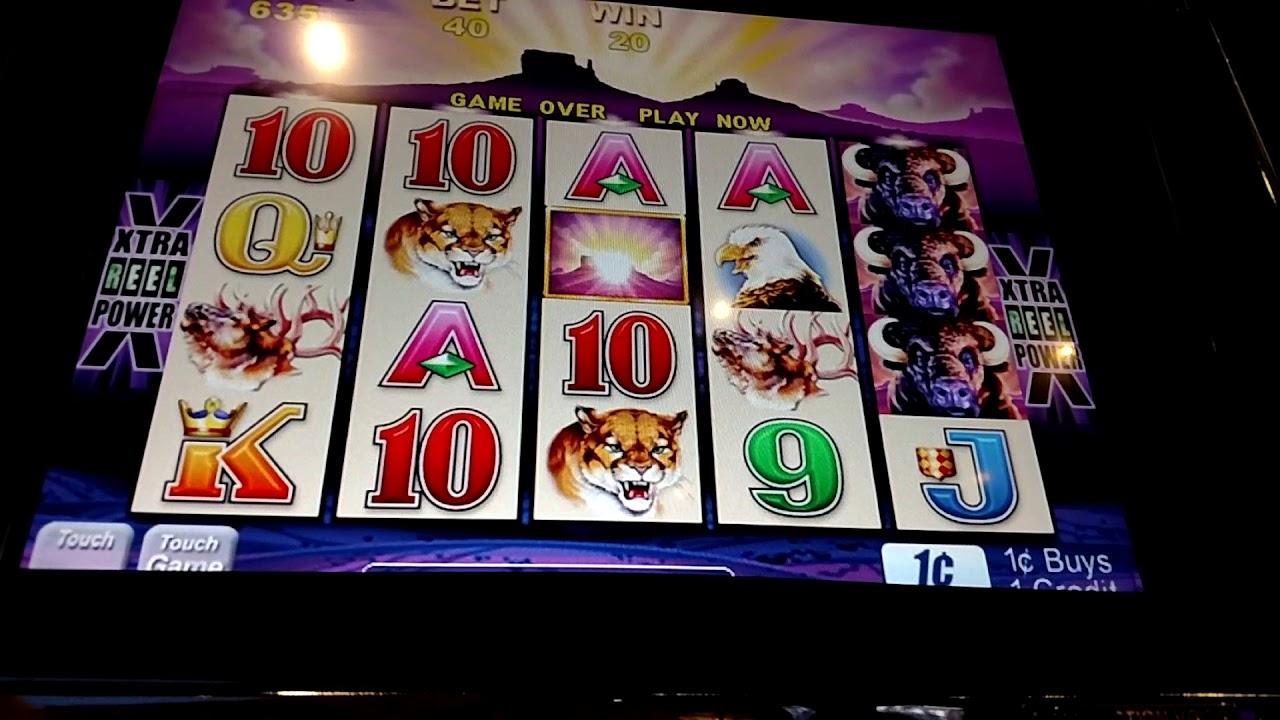 Playing penny slot machines soaring eagel casino in mt pleasant michugan