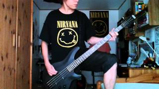 Nirvana mollys lips (bass cover)