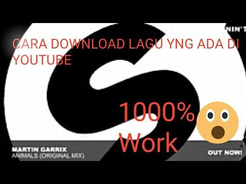 Cara Download Lagu Mp3 dari Youtube 1000% work