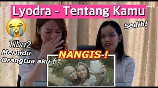 Download lagu [REAKSI KOREA] 😭 LYODRA - TENTANG KAMU (Official Music Video)| AKU NANGIS! MERINDU ORANGTUA DI KOREA