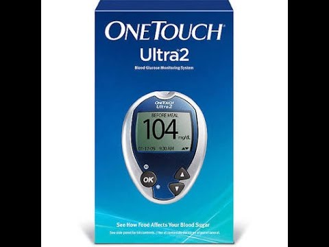 One Touch Ultra 2 - YouTube