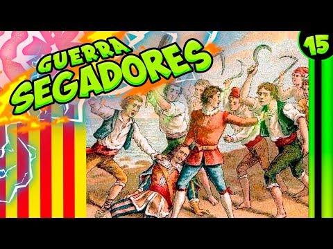 🌍👤 CATALUÑA y la guerra de LOS SEGADORES - Resumen en 10 minutos