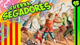 GUERRA de LOS SEGADORES - CATALUÑA se hace FRANCESA 🌍👤