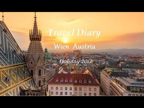 TRAVEL VLOG: °WIEN° IN AUSTRIA (PART 1)