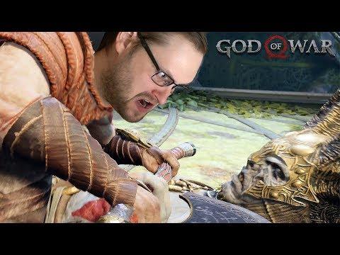ПЕРВЫЙ ДРЕВНИЙ ► God of War #5