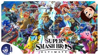 Super Smash Bros Ultimate with Some Guests! [Not quite as family friendly]