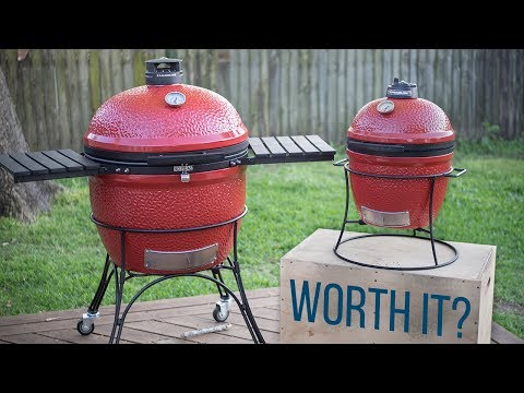 Big Green Egg Rival: Best and Worst of the Kamado Joe BBQ Smoker