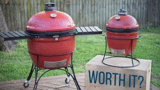 Big Green Egg Rival Best and Worst of the Kamado Joe