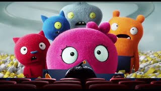 Angry Birds are Red, Chuck and Bomb, Watching UglyDolls Trailer