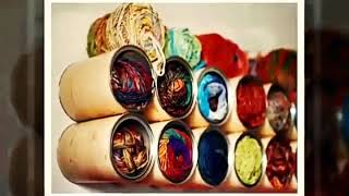 30 kerajinan tangan dari kaleng bekas