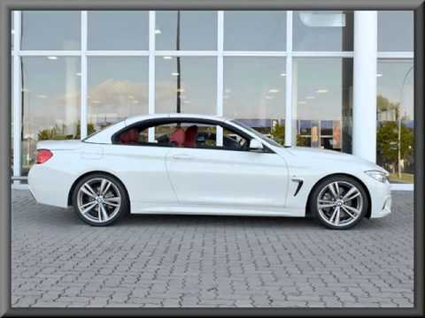 BMW 428I Convertible >> 2014 BMW 4 SERIES 428i AUTO M-SPORT CONVERTIBLE Auto For Sale On Auto Trader South Africa - YouTube