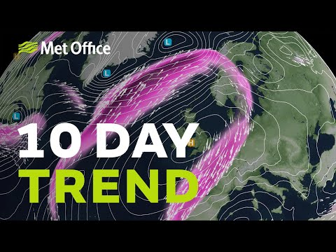 10 Day Trend – Turning Colder, But Will There Be Any Snow? 15/01/20