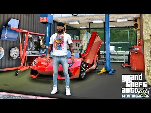 GTA 5 REAL LIFE MOD #603 - NEW SPOT UP THE HILLS!!! (GTA 5 REAL LIFE MODS) thumbnail