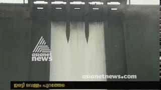 Kerala rains: 2 more shutters of Cheruthoni dam opened