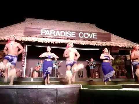 Paradise Cove Luau - Honolulu - October 7, 2017