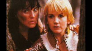 Gabrielle & Xena - Moments (Rebel Heart)